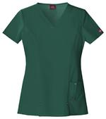 V-Neck Style: 82851 Dickies Medical Uniforms